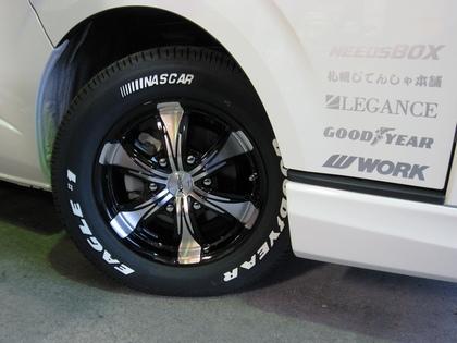 タイヤの性能