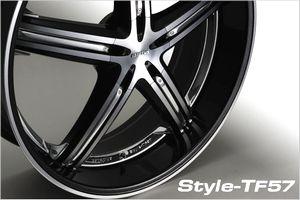 Style-TF57のタイヤ